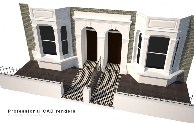 Crosbie Property Services- CAD drawing